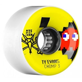 Bones ATF Evans Chomped III 62mm 80A Wheels (Pack of 4)