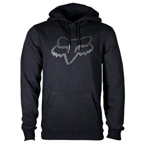 Fox Racing Legacy Foxhead Fleece - Black/Black