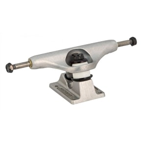 Indy Stage 11 Skateboard Trucks - A.V.E Clear Matt Silver