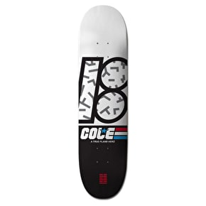 Plan B Skateboard Deck - Shadow Pro Spec Cole 8''