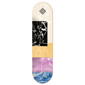 National Skateboard Co Boat Skateboard Deck - 7.875
