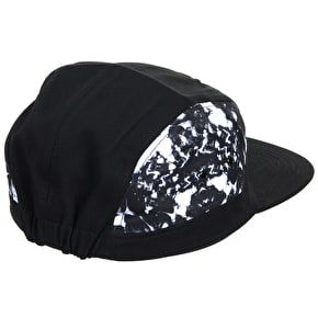 Hype 7-Panel Cap - Monotone - Black