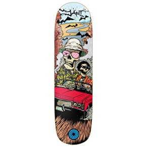 Jart Fearless Skateboard Deck - 8.5