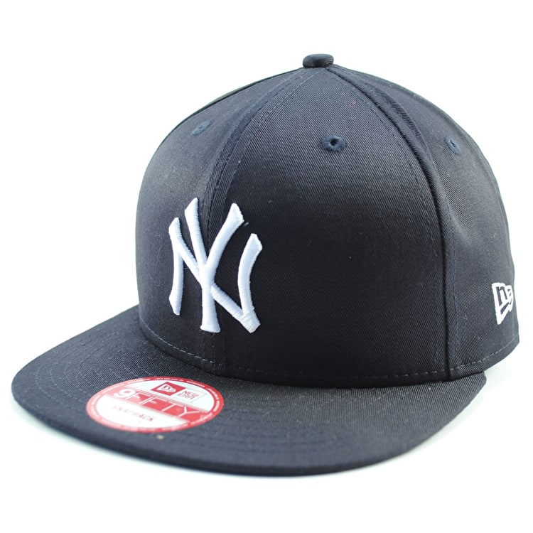 New Era New York Yankees MLB 9FIFTY Snapback – Navy/White