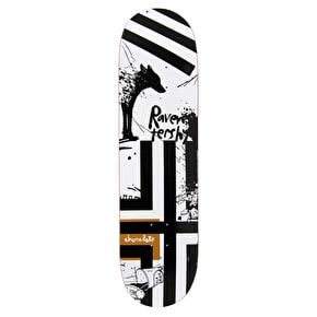 Chocolate x Hecox Tershy Skateboard Deck - 8.5
