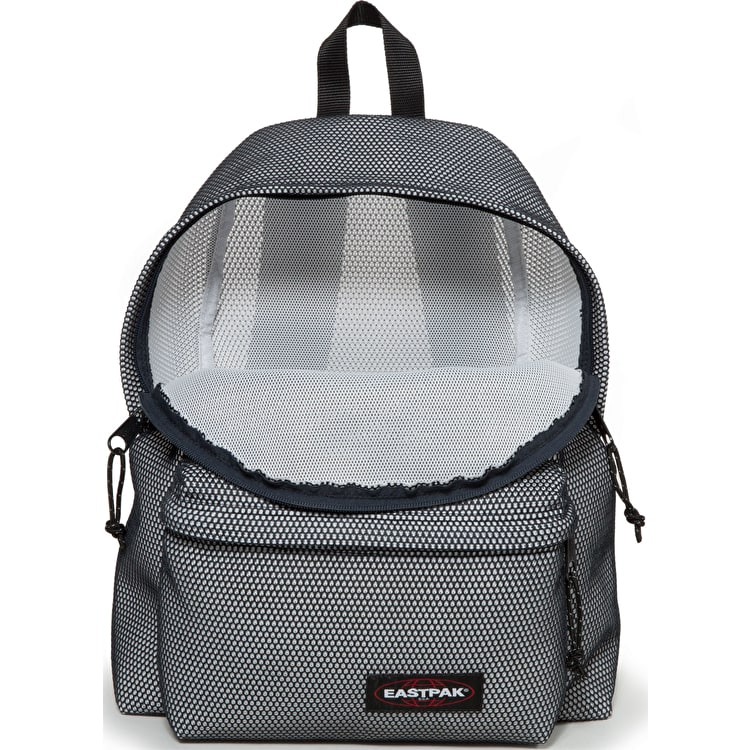 Eastpak Padded Pak'R Backpack - Black Mesh