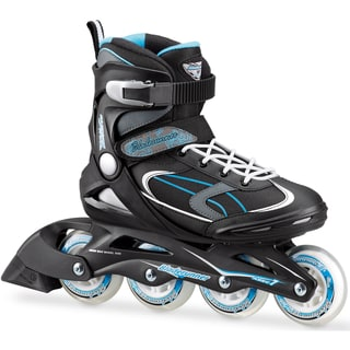 Bladerunner 2018 Advantage Pro XT Womens Inline Skates - Black/Light Blue