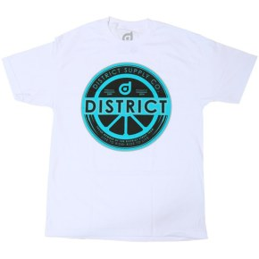 District Supply Co. Legit T-Shirt - White