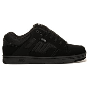 DVS Enduro 125 Skate Shoes - Black Leather