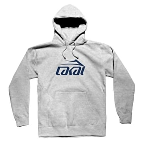Lakai Basic Hoodie - Grey Heather