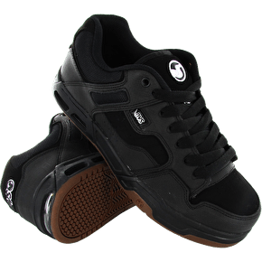 DVS Enduro Heir Shoes - Black/Gunny Nubuck