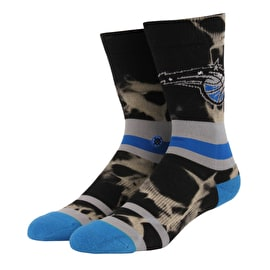 Stance NBA - Magic Acid Wash Socks - Blue
