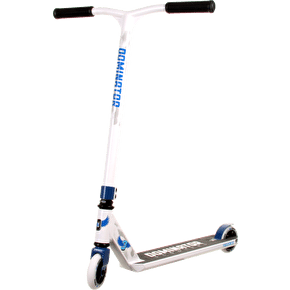 Dominator Scooter - Trooper - White/Blue
