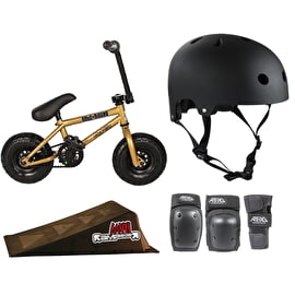 Rocker IROK Mini BMX/Mini Ramp Bundle