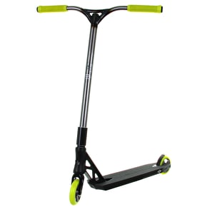 Sacrifice Custom Scooter - 'The Shadow' Black/Lime