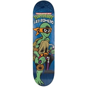 Toy Machine Ninja Turtle Boy Skateboard Deck - Romero 8.0
