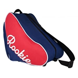 Rookie Logo Skate Bag - Navy/Red