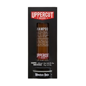 Uppercut Deluxe Duo Shampoo/Monster Hold