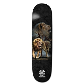 Element Lion Logo Skateboard Deck 8''