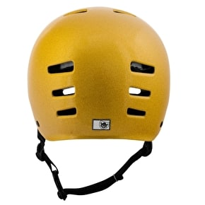 TSG Evolution Metallic Gold Helmet