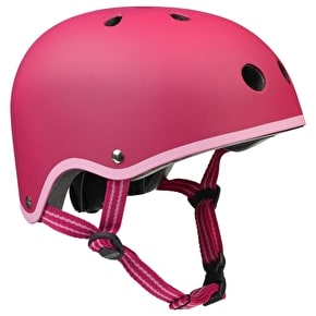 B-Stock Micro Safety Helmet - Raspberry - Medium 53-58cm (Ex-display)