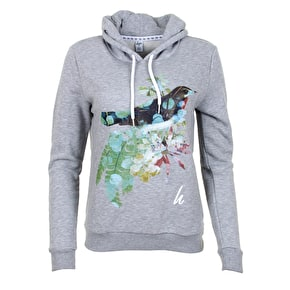 Hype Womens Hoodie - Yellow Bird