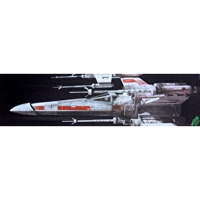 MOB x Star Wars Skateboard Griptape - Scenes X-Wing Side