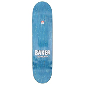 Baker Invisible Killa Skateboard Deck - Cyril 8.0