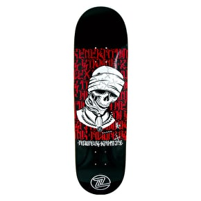 Z-Flex Skateboard Deck - Dead Language Series - Code - 8.25''