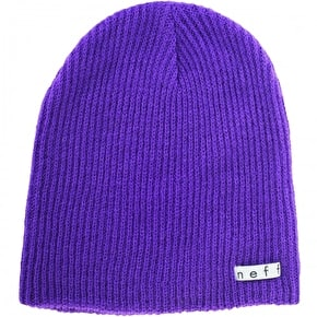 Neff Daily Beanie - Dark Purple