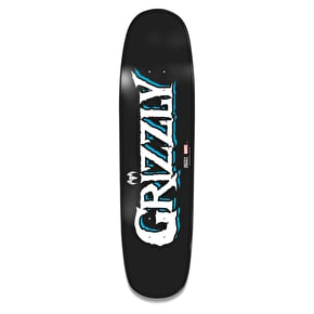 Grizzly x Venom Creeper Cruiser Skateboard Deck