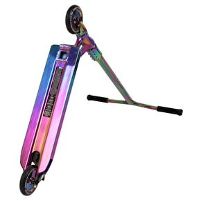 MGP Custom Scooter - 'The Oil Slick' Neochrome