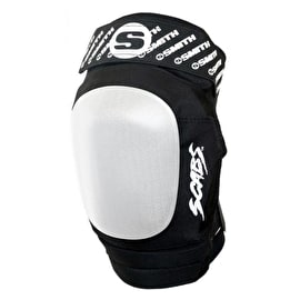 Smith Scabs Elite II Knee Pads - Black/White