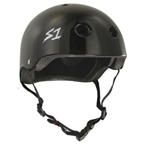S1 Lifer Multi Impact Helmet- Black Gloss