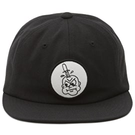 Vans X Cult Vintage Unstructured Cap - Black