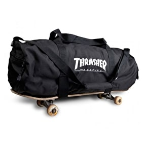 Thrasher Duffel Bag - Logo Black