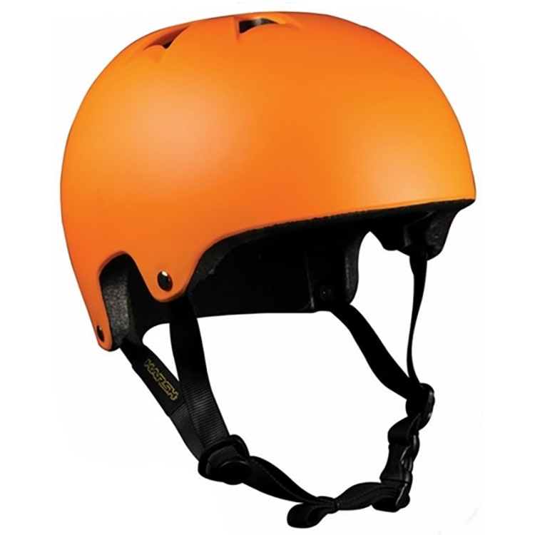 B-Stock Harsh Pro EPS Helmet - Orange - Large (No Box)