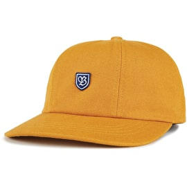 Brixton B-Shield III Cap - Gold