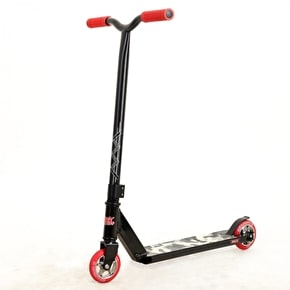 Grit Extremist 2016 Complete Scooter - Black/Red