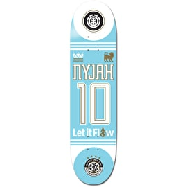 Element Blazed Nyjah Skateboard Deck - 8