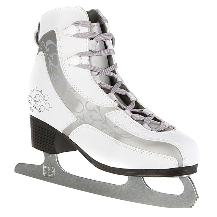 Lake Placid Ice Skates - Figure 401 White