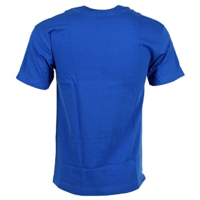 District Supply Co. Destroy T-Shirt - Blue