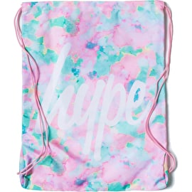 Hype Sponge Drawstring Bag - Multi