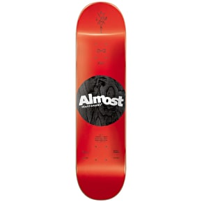 Almost Skateboard Deck - Noble Dot R7 Red 8