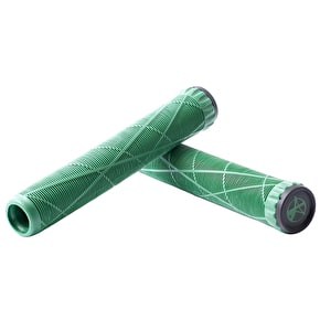 Addict OG Scooter Grips - Bottle Green