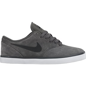 Nike SB Check Shoes - Dark Grey/Black