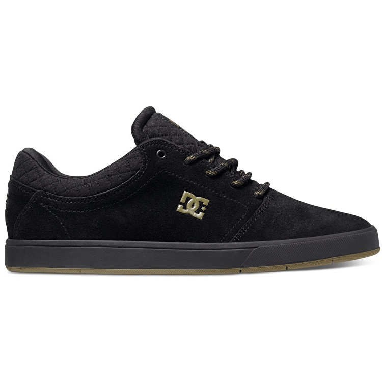 DC Crisis SE Shoes - Black/Olive