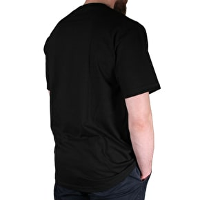 Rebel8 Social Club T-Shirt - Black
