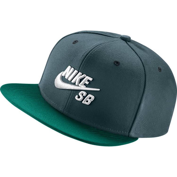 Nike SB Icon Pro Cap - Midnight Turquoise/Teal Charge