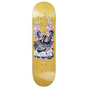 Polar Beast Mode Skateboard Deck - Halberg